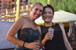 Anna Swonetz & Cheryl Ting
