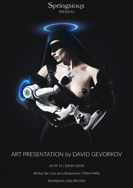 SHAOSEIPR - PHOTOS PFW SPRINGSIOUX PRESENTS ART PERFORMANCE BY DAVID GEVORKOV-1